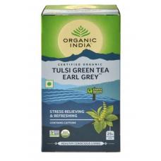 Tulsi Green Tea Earl Grey 25 Tea Bags