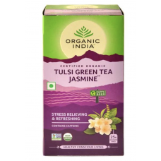 Tulsi Green Tea Jasmine 25 Tea Bags