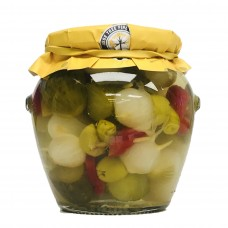 Banderillas With Pickles – Cocktail Sticks