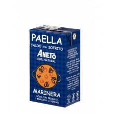 Aneto Natural Shellfish Broth for Seafood Paella