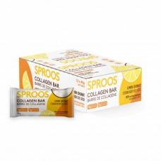 Lemon Coconut Collagen Bar